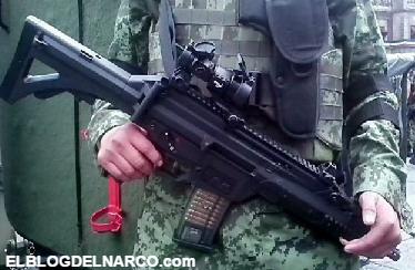 Vídeo, El FX05, el fusil que portara el ejercito mexicano a partir del 2018, orgullosamente mexicano...