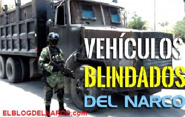 Fotografías de Los narco vehículos y sus blindajes 'piratas'