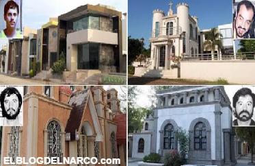 tumbas de los famosos narcos de México