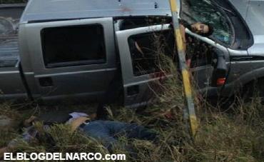 Fotografías de balacera, tres sicarios en fuerte enfrentamiento con Fuerza Tamaulipas en Matamoros