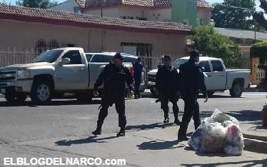 Video, Emboscan a comandante de la Policía Ministerial en Culiacán, 2 escoltas muertos