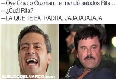 Imágenes, La extradición de El Chapo a EU… ¡en memes!