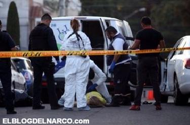 Mas fotografías de la Tía de los Chapitos y cuñada del Chapo Guzman ejecutada en Zapopan