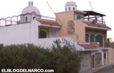 Fotos, Así es la casa donde fue abatido 'El H2' en Tepic