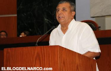 Se ampara diputado de Guerrero ligado al narco