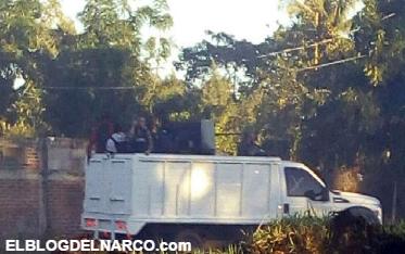 Nuevo capítulo en la Guerra de los Chapitos y los Damasos primeras fotografías tras balacera en Villa Juárez