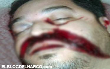 Filtran fotografía de la ejecución y confirman traición a contador del comandante Toro del Cartel del Golfo