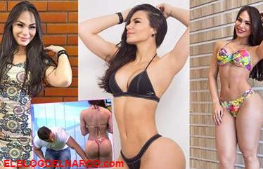Fotos Así es Rayssa Teixeira la Voluptuosa chica en tanga que explota en vivo tras ser manoseada y tocada