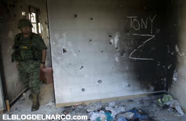La guerra entre Zetas y el Cartel del Golfo, telón de fondo en Tamaulipas