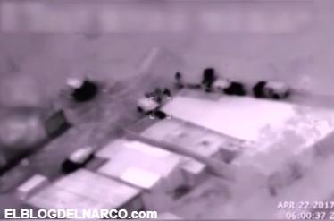 "Vídeo de como mataron a ""Comandante El Toro"" y ""Pancho Carreón"""