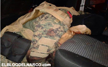Vídeo de la fuerte balacera entre marinos y sicarios en Nuevo Laredo, mueren un agresor y un civil...