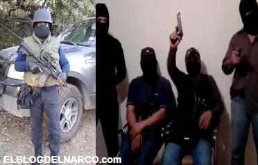 VÍDEO: Surge el grupo autodefensa