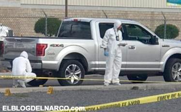 Sicarios irrumpen en restaurante de Querétaro; ejecutan al dueño y tres personas más (Vídeo)