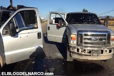 Confirman 15 ejecutados en otra tremenda balacera en Madera, Chihuahua