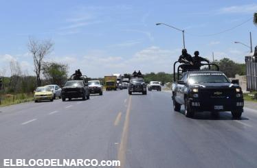 Fotografías: repelen Marinos ataque a balazos de civiles armados