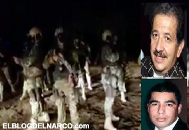 Vídeo, no se preocupen, ya estamos en Reynosa y Rio Bravo con poderosos arsenales, uniformes y equipo táctico.
