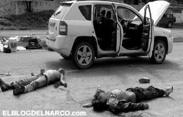 Policías Estatales Se Enfrentan Con 100 Sicarios En La Sierra De Chihuahua; Viajaban En Al Menos 50 Vehículos