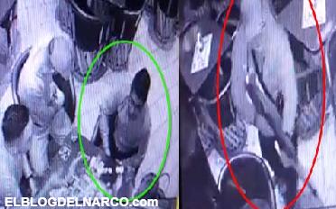 VÍDEO: Así es como sicarios ingresan a un bar y ejecutan a tres mujeres y dos hombres en Irapuato