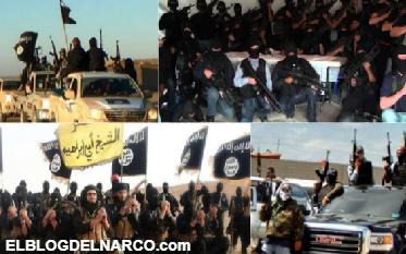 ¿En qué se parecen ISIS y los cárteles del narco mexicano?