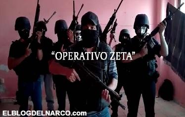 VIDEO: Nosotros no somos iguales, 'Operativo Zeta' anuncia una limpia contra la '35 Zeta' en Xalapa, Veracruz