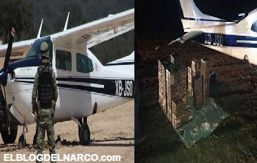 La sospechosa ruta de la narcoavioneta asegurada por militares y custodiada por... militares....