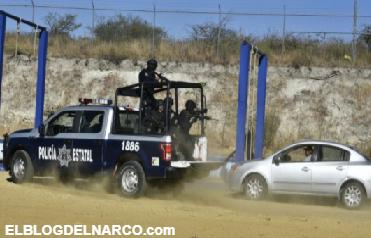 Sicarios del CDG  levantan  a grupo de adiestramiento en tiro policial en Tampico