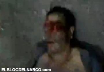 Vídeo fuerte en donde decapitan a un sicario del Comandante Diablo por Los Zetas
