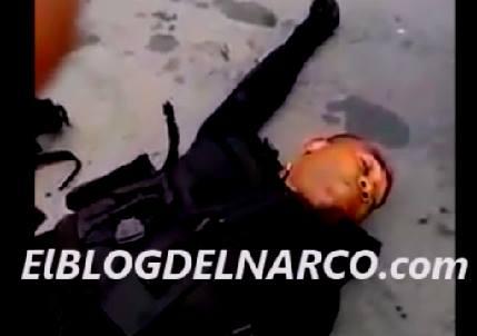 Vídeo de dos sicarios de los Zetas ejecutados
