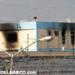 Fotografía fuerte de los Zetas Y CDG ejecutados calcinados en Topo Chico