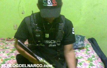 Nuevas imágenes de los sicarios del Cartel del Golfo (CDG) en Tamaulipas