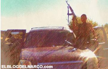 Imágenes enviada por sicarios de la Linea del Cartel de Juarez para los que dudan de su existencia