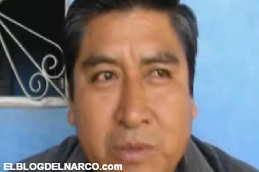 """Foto de el delegado regional de """"Morena"""" ejecutado en la costa oaxaqueña"""