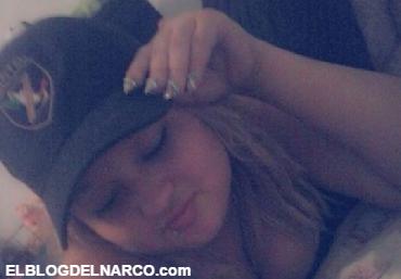 Fotografías de la sexy, bonita y gordita la La Comandante Grifa de Cartel de Noreste en #NuevoLaredo