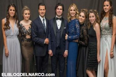 ¡DESCARO! Mira todos los lujos de los hijos del presidente Peña Nieto (+FOTOS) ¡NO LO PODRÁS CREER!