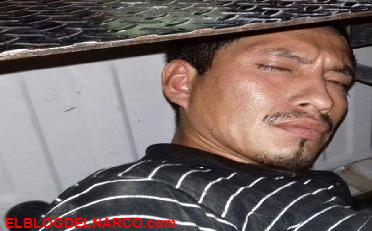 Fotos y mas información de la captura de 3 Zetas con facha de drogadictos en posición de armas largas