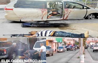 Fotos de los Ciudadanos bajo fuego; Ahora en Matamoros: 2 ejecutados y 3 inocentes heridos