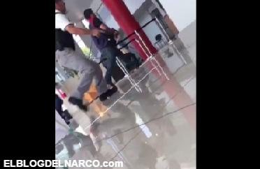 Vídeo en donde sicario irrumpe en Fiscalía de Jalisco y ejecuta a mujer...
