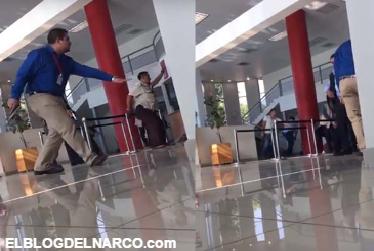 Video, Pistolero ingresa ala Fiscalía de Jalisco y mata a una mujer y deja tres heridos