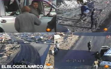 Vídeo de las 16 camionetas, decenas de sicarios, 8 ejecutados; ese día en Chihuahua fue un Infierno..