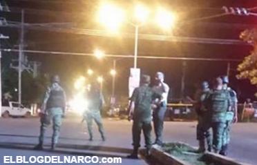 Vídeo, Así rugían las poderosas armas Barret M82 con lo cuales ejecutaron a los militares