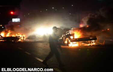 Mas fotografías y mas información de la emboscada a militares en Sinaloa