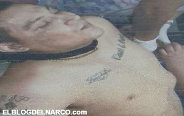 Fotos, Él es El Kevin quien fue rescatado por los Chapitos del CDS matando a cinco militares