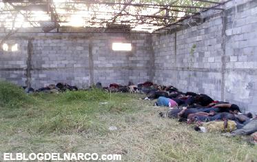 Vídeo, Autoridades bajo el mando de los 'Zetas', en San Fernando y Allende