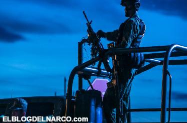Vídeo donde Habla militar sobreviviente de la brutal emboscada al Ejercito en Sinaloa