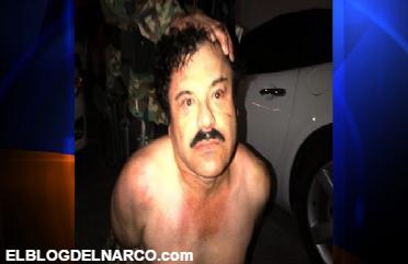 Vídeo, El Chapo teme que le hagan algo y digan que fue suicidio, él ya no se ve vivo para diciembre..