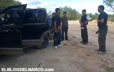 Niños sicarios de Los Zetas ejecutan a 3 adolescentes en @CD_Victoria