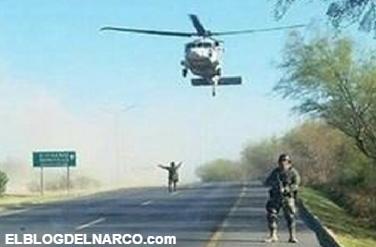 Terror por Persecusión entre SEDENA y Sicarios del CDN deja volcadura de soldados en Blvd Colosio