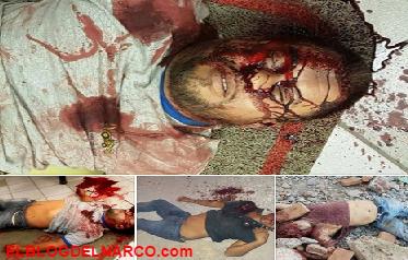 Fotografías fuertes de la Masacre en Iguala, mueren tres hombres el martes