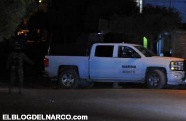 Fotografías y Vídeo enfrentamiento entre militares y Sicarios, Cinco Sicarios y un Marino muertos en Culiacán