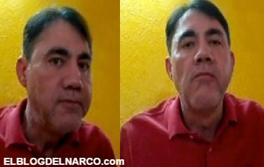 "Fotos, Yo soy el sucesor de ""El Chapo"", soy Dámaso López Núñez el padre El Mini Lic"